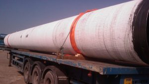 Bitumen-Enamel-Buried-Pipelines