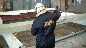 Epoxy Fire Protection