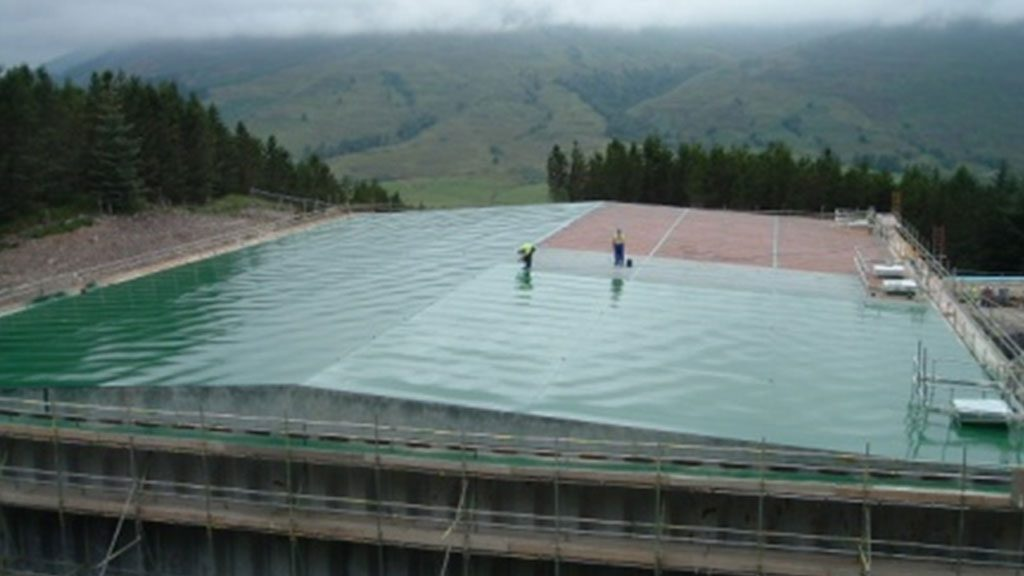 Fabricated-Water-Reservoir
