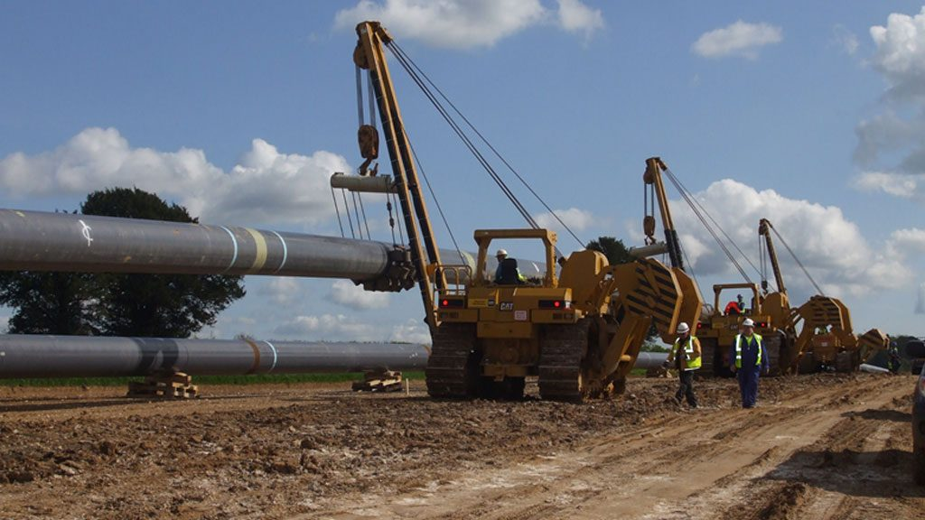 Polyurethane-Pipeline-Buried-pipelines